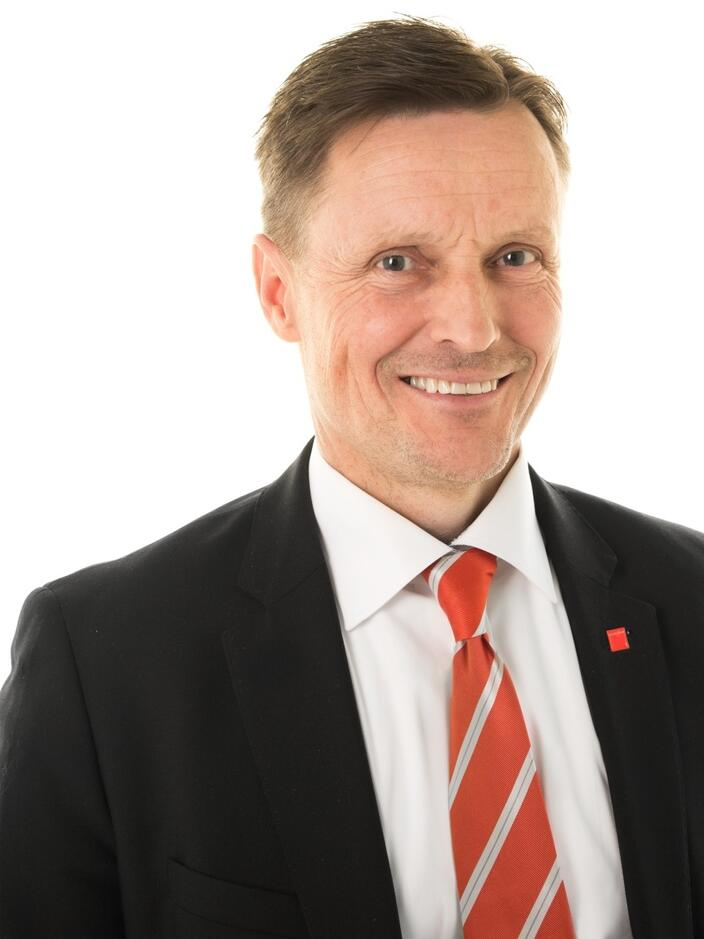 Johan Elster, Head of Business Unit Markets