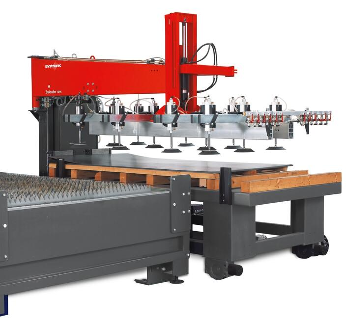 Metal Cutter Agent Singapore: Bystronic Pte Ltd